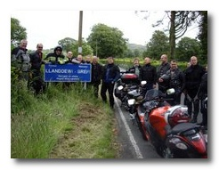 Motorbike Ride Outs