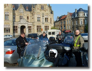 Ypres Motorcycle Tour 2009